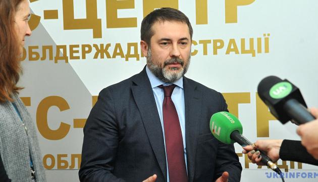 Перший інфікований на Луганщині заразився коронавірусом від Шахова - голова ОДА
