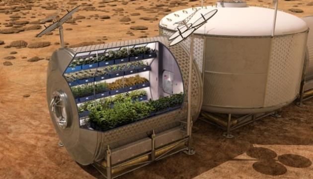Астронавти виростили у космосі салат