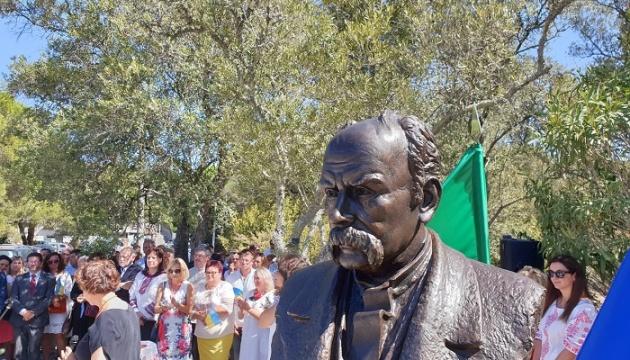 Автор першого пам'ятника Шевченку в Португалії: я провів паралелі величі творів митця і його душі