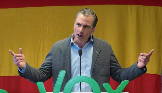 У лидера испанской ультраправой партии обнаружили коронавирус