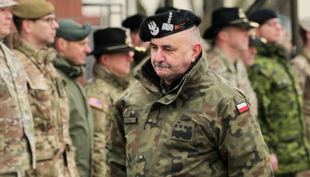 Польський генерал заразився коронавірусом на конференції НАТО