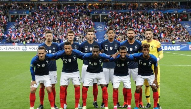 У Франції підтвердили, що матч з Україною зіграють без глядачів
