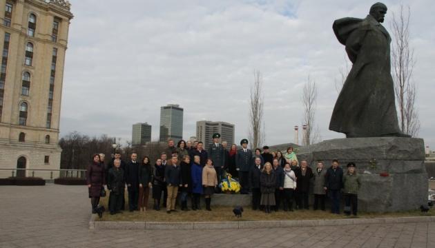 У Москві вшанували пам'ять Великого Кобзаря