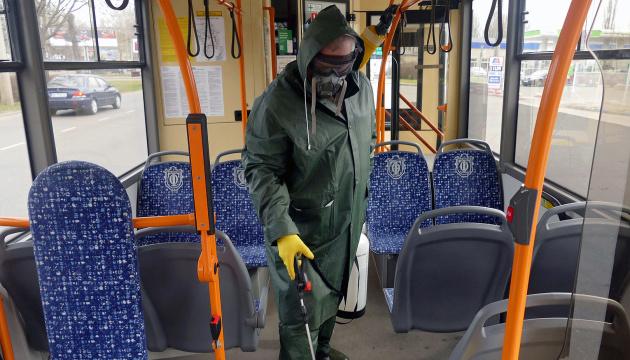 Coronavirus: L'intégralité de l'Ukraine a été placée en quarantaine