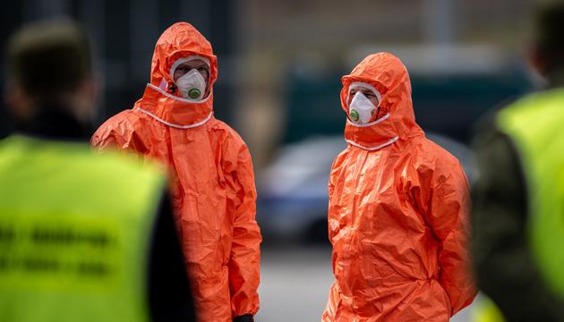 Для боротьби з коронавірусом необхідні агресивні заходи — ВООЗ