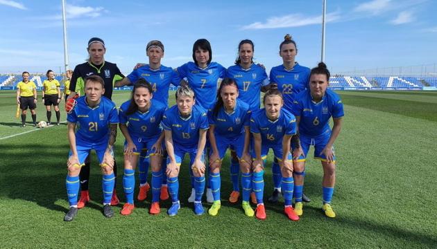 Українські футболістки посіли третє місце на турнірі Pinatar Cup в Іспанії