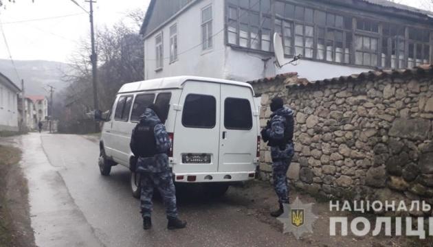В Україні відкрили справу через обшуки в окупованому Бахчисараї