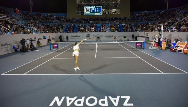 Теніс: на турнірі у Гвадалахарі збільшать кількість учасниць