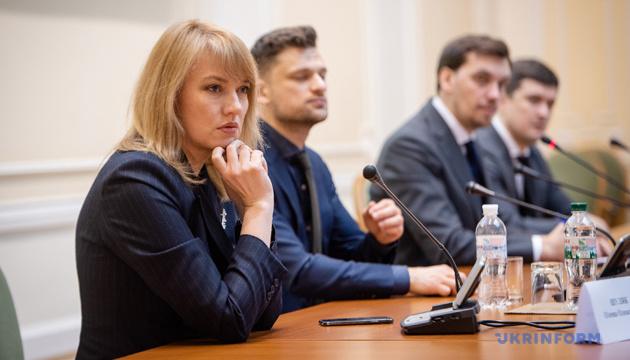 Представитель Кабмина в Раде написала заявление об отставке