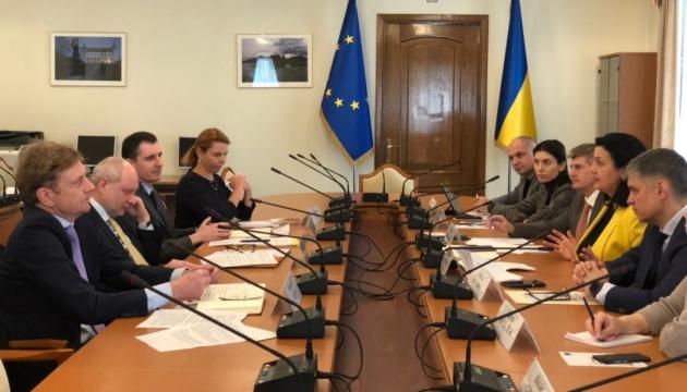 У Комітеті ВР обговорили гарантування енергонезалежності України на рівні права ЄС