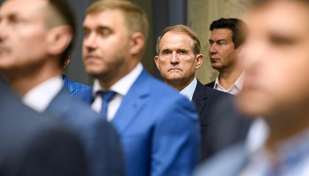 Медведчука і Кº пропонують відправити на карантин після вояжу до Москви