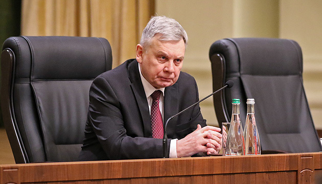 Taran names priority tasks of Ukraine's Defense Ministry