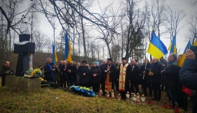 Polska obiecuje wziąć pod ochronę grób UPA na górze Monastyr