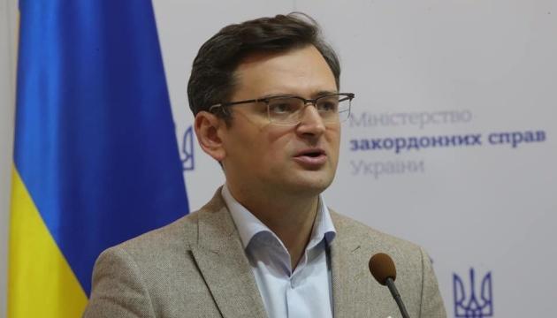 Ukraine strebt keine atomare Wiederbewaffnung an – Außenminister Kuleba