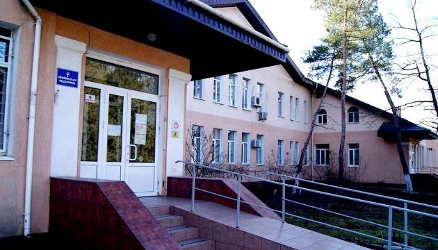 Миколаївський інфекційний центр не має апаратів штучної вентиляції легень експертного класу