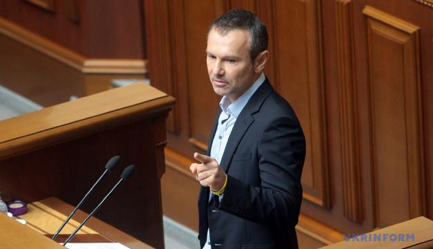 Вакарчук считает законопроект о референдуме