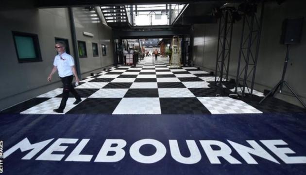 Гран-прі Австралії з «Формули-1» перенесли – ЗМІ