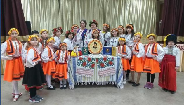 Великого Кобзаря вшанували в усіх куточках Казахстану