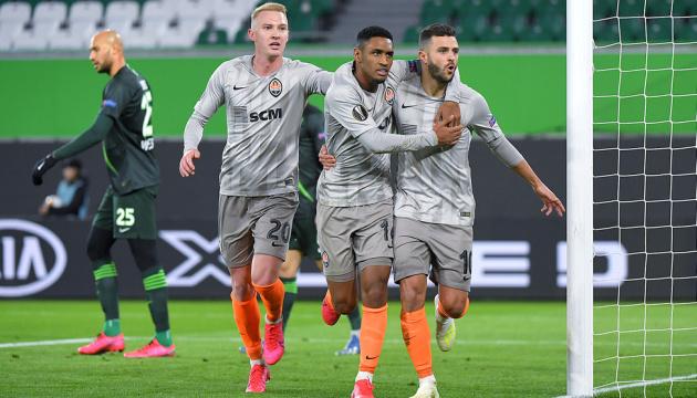 Ліга Європи УЄФА: результати перших матчів 1/8 фіналу