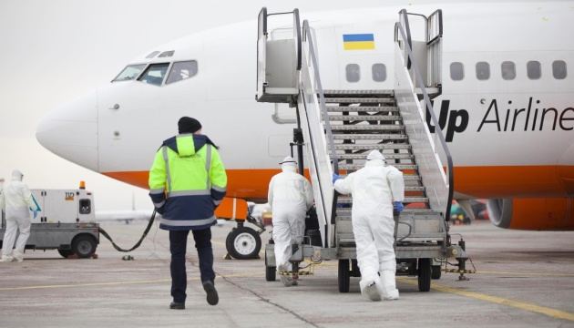Another 40 flights to return Ukrainians to their homeland today – Zelensky