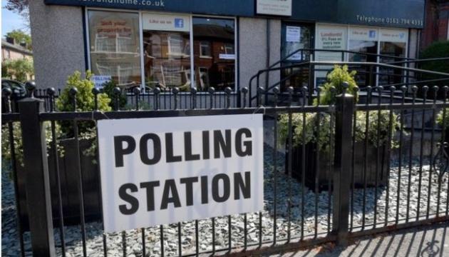У Британії перенесли місцеві вибори