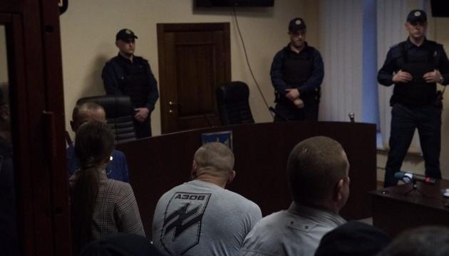 Напад на Сивохо: суд обрав запобіжні заходи двом затриманим