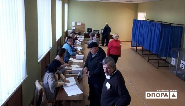 Усі виборчі дільниці у 179-у окрузі на Харківщині відкрилися вчасно - поліція