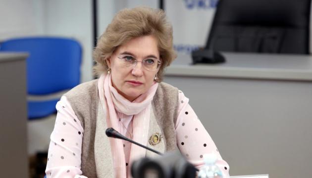 COVID-19 може вражати всі органи людини - професорка Голубовська