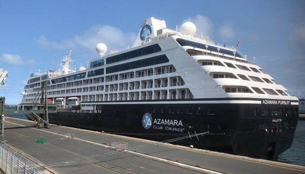 У водах Чилі на карантині стоять два круїзні лайнери