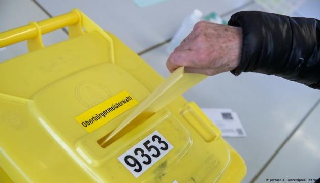У Баварії відбуваються місцеві вибори
