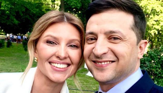 Volodymyr Zelensky et son épouse ont souhaité  un prompt rétablissement au couple Trudeau