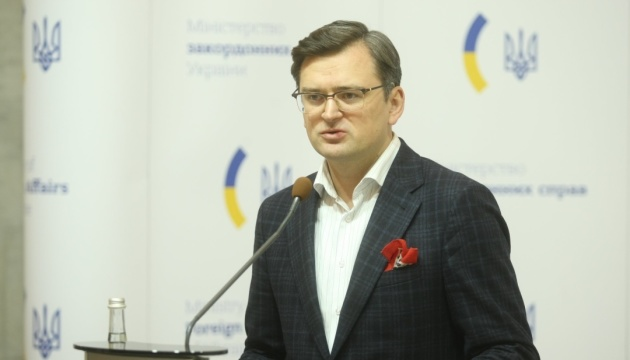 Ukraine to respond harshly to unfriendly actions of Belarusian authorities - Kuleba