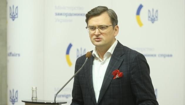 Кулеба призывает не забывать о войне на Донбассе, несмотря на коронавирус