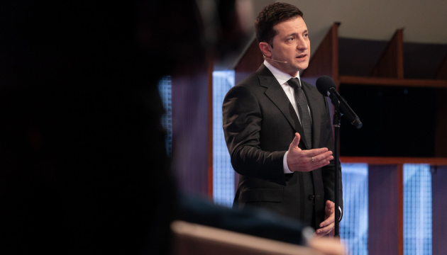 President Zelensky meets with heads of factions and groups