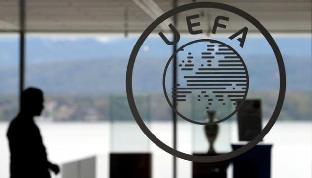 УЄФА планує одночасно відновити 12 європейських чемпіонатів