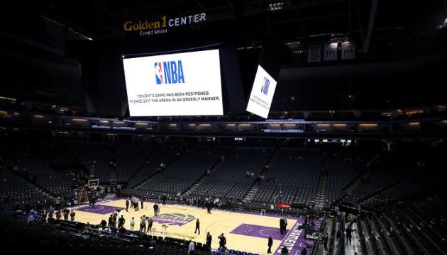 НБА подовжила заборону на командні тренування баскетболістів