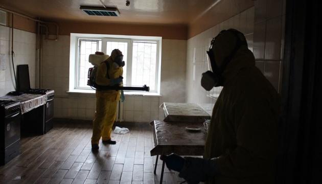У Києві знову дезінфікували гуртожиток, де жив студент з коронавірусом