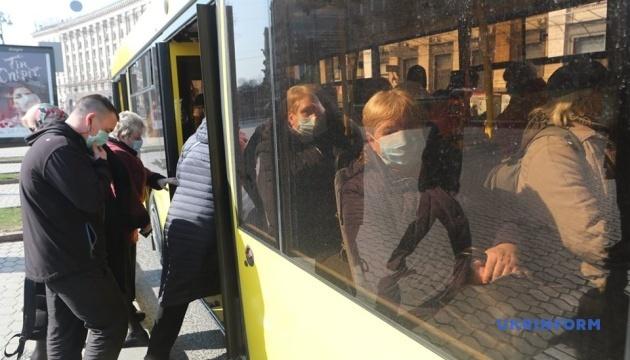 Київ має надавати дані про рух громадського транспорту онлайн – АМКУ