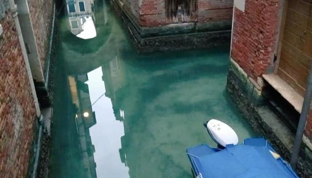 Завдяки карантину канали Італії стали чистими