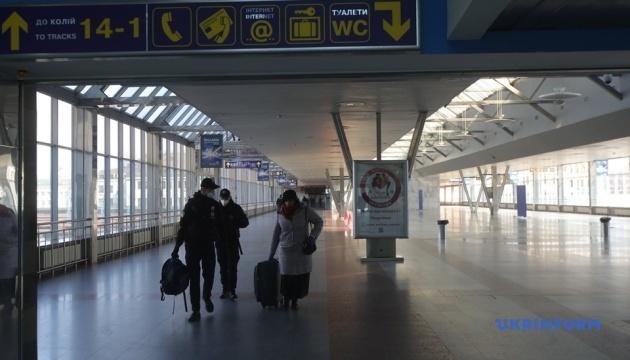 На центральном вокзале Киева взрывчатки не нашли