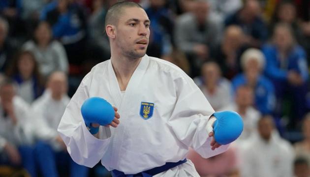 Український каратист Горуна отримав олімпійську ліцензію