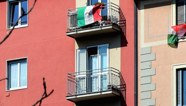 Карантин в Італії діятиме до кінця квітня