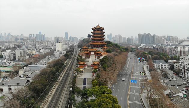 Коронавірус в Ухані може зникнути до кінця березня – китайський експерт
