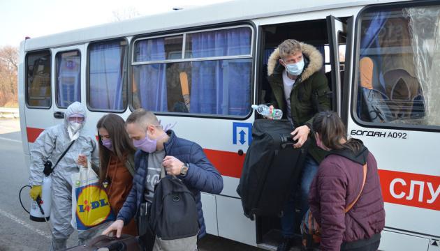 160.000 Ukrainer reisten wegen Coronavirus aus Polen aus