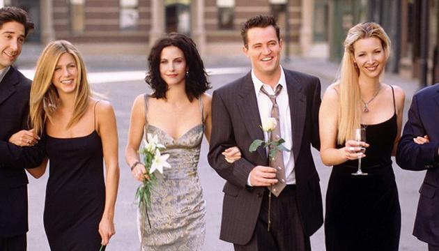 Стала відома дата прем'єри спецвипуску серіалу «Друзі»