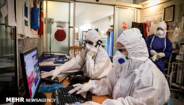 В Ірані за добу - найбільше випадків коронавірусу від початку пандемії