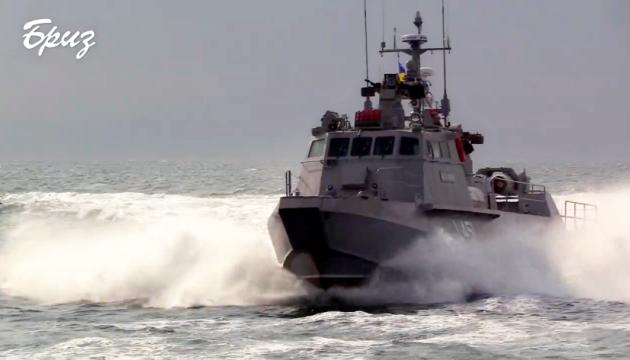 У морі випробовують десантно-штурмові катери
