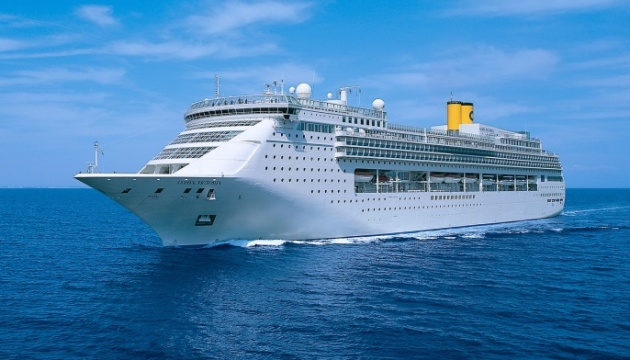 Генконсульство в Мілані встановило контакт з 9 українцями з лайнера Costa Viktoria
