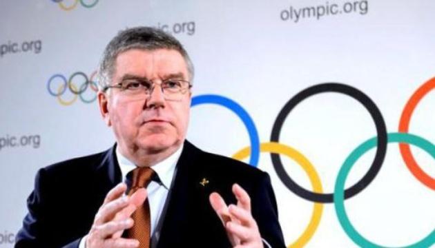 Про перенесення Олімпіади поки не йдеться - президент МОК
