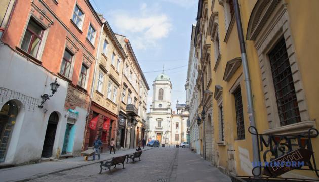 Який вигляд має туристичний Львів на карантині
